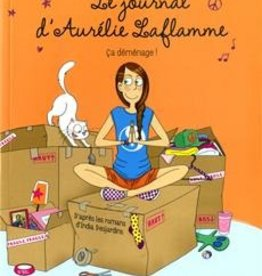 MICHEL LAFON Le journal d'Aurélie Laflamme - Tome 3