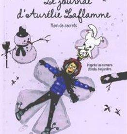 MICHEL LAFON Le journal d'Aurélie Laflamme : Plein de secrets T.4