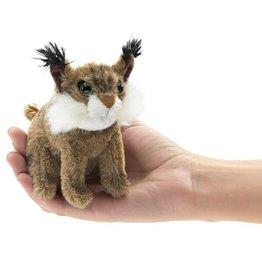 Folkmanis Marionnette mini Lynx