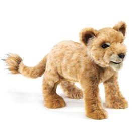 Folkmanis Marionnette Disney Le roi lion ''Simba''