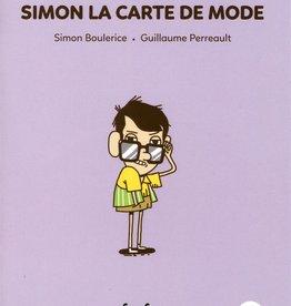 FONFON Simon la carte de mode