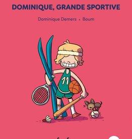 FONFON Dominique, grande sportive