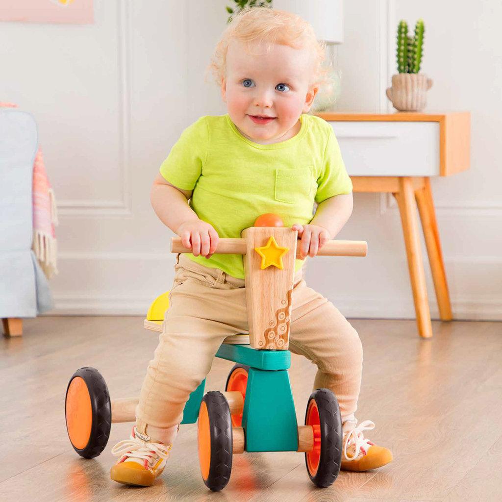 """B.Woody - Vélo à 4 roues """"Smooth Rider"""""""