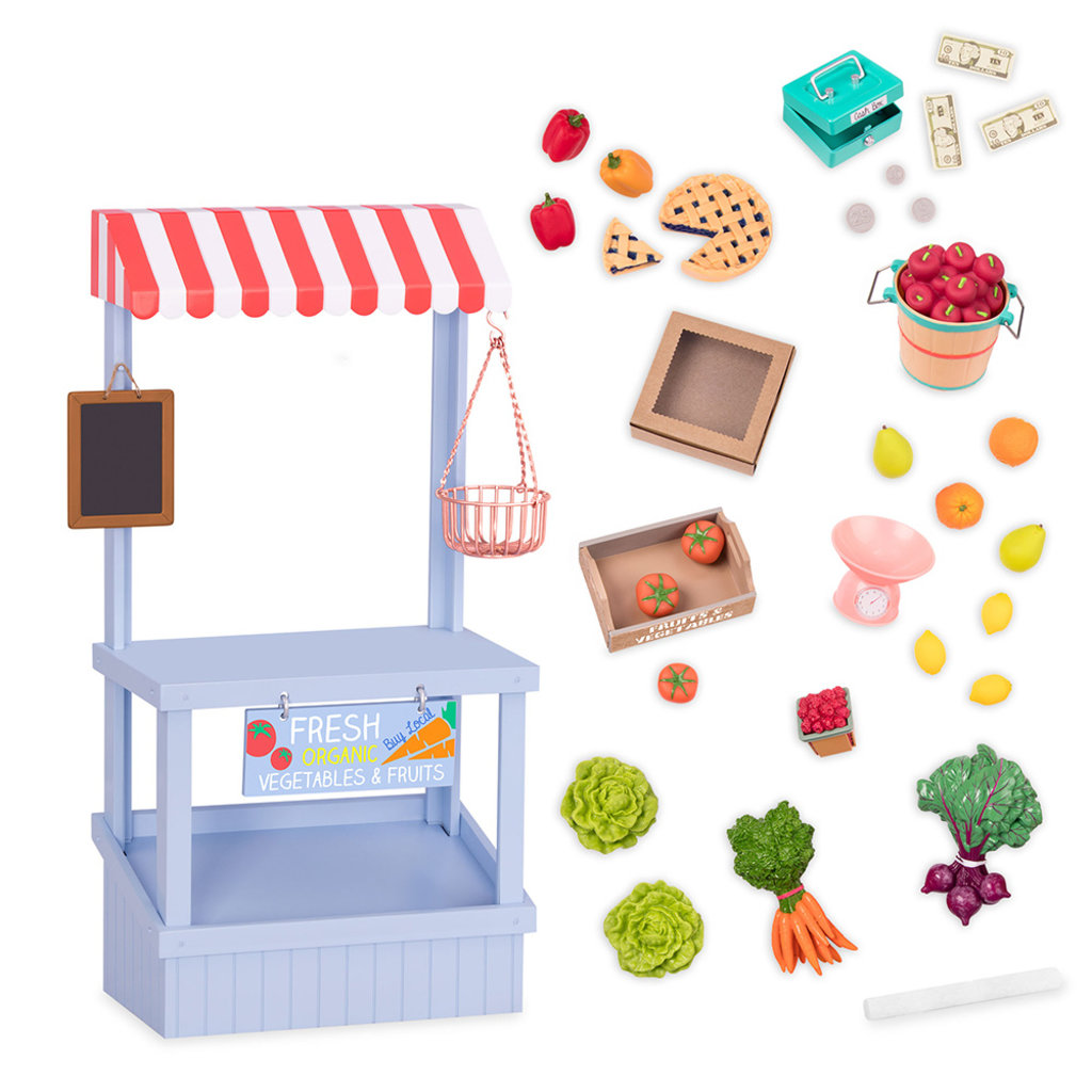 """Our Generation - Accessoires - """"Farmer'S Market Set"""""""