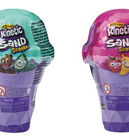 Spin Master Kinetic Sand- Cornet glacée sable parfumé d.12