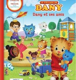 CRACKBOOM! Dany et ses amis. Le village de Dany : cherche et trouve pour...