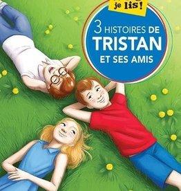 DOMINIQUE & CIE A Go je lis ! 3 histoires de Tristan et ses amis