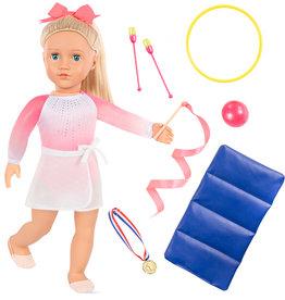 Our Generation - Poupée Diane la gymnaste
