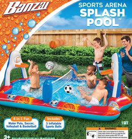 Banzai - Piscine arena sportive