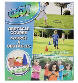 Go! Zone - Ensemble de course à obstacles 16 pièces