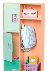 Our Generation - Accessoires de luxe Casier d'école