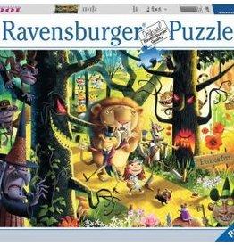 Ravensburger Le magicien d'Oz 1000pcs