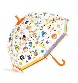 Djeco - Parapluie change de couleur/ Faces