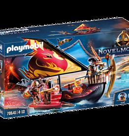 Playmobil 70641  Novelmore 3 - Navire de combat des Burnham Raiders