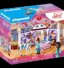 Playmobil 70695  Boutique d'équitation de Mirado
