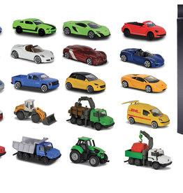 Majorette Ensemble de 5 voitures 1:64