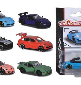 Majorette Voiture Porsche Premium 1:64
