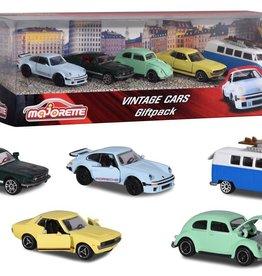 Majorette Ensemble de 5 voitures Vintage