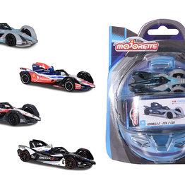 Majorette Voiture de luxe Formula-E