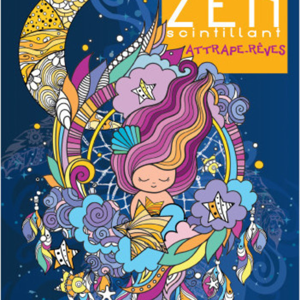 HEMMA Color zen : Attrape-rêves: Scintillant