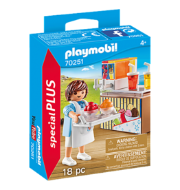 Playmobil 70251 Vendeur de sorbets