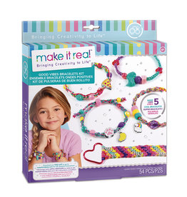 Make it real - Bracelets nœuds et perles euphorie