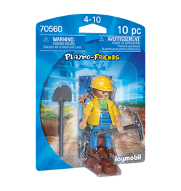 Playmobil 70560 Ouvrier