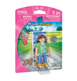 Playmobil 70562 Femme avec châtons