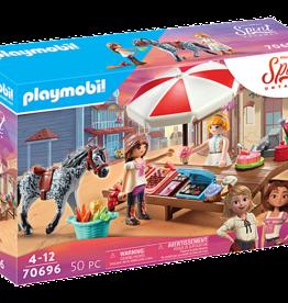 Playmobil 70696 Etal de friandises de Mirado
