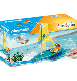Playmobil 70438 Enfant avec voilier