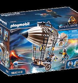 Playmobil 70642 - Novelmore 3 - Aerostat de Dario