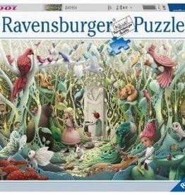 Ravensburger Le jardin secret 1000pcs