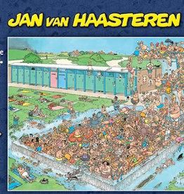 Jan van Haasteren Embouteillages à la Piscine - 1000pcs