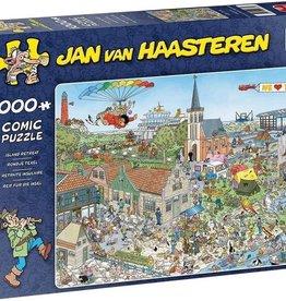 Jan van Haasteren Retraite insulaire, JvH - 1000pcs