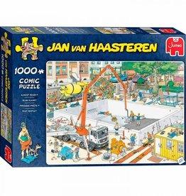 Jan van Haasteren Presque prêts, JvH - 1000 pieces