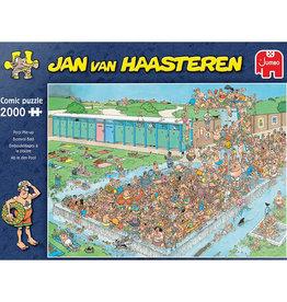 Jan van Haasteren Embouteillage a la Piscine - 2000pcs