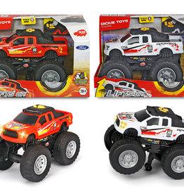 Dickie -Racing Ford Raptor-Wheelie S&L 25.5cm asst.