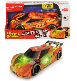 Dickie - Racing Lightstreak Racer S&L 20 cm