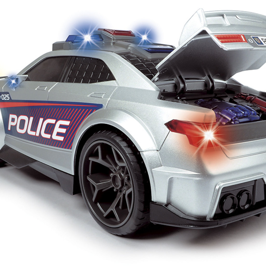 Dickie Action Series-Police Street Force S&L 33 cm