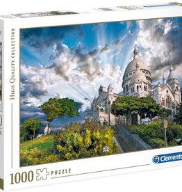 Clementoni Montmartre - 1000pcs