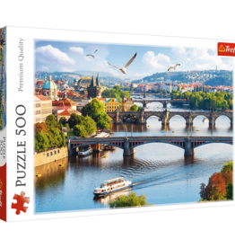 Trefl Parc Letna, Prague - 500pcs