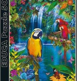 Educa Paradis tropical - 500pcs