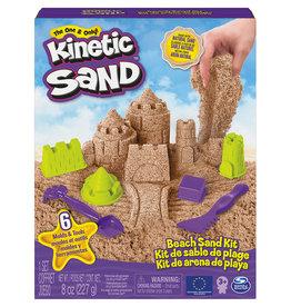 Spin Master Kinetic Sand - Ensemble de plage