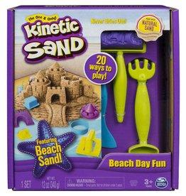 Spin Master Kinetic Sand -- Ens. Pour la plage Refresh