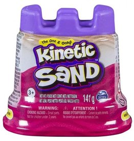 Spin Master Kinetic sand- contenant simple- rose