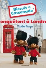BAGNOLE Biscuit et Cassonade enquêtent à Londres