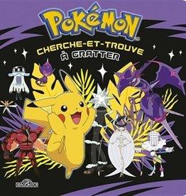 LES LIVRES DU DRAGON D'OR Pokémon : cherche-et-trouve à gratter : Pikachu et les...