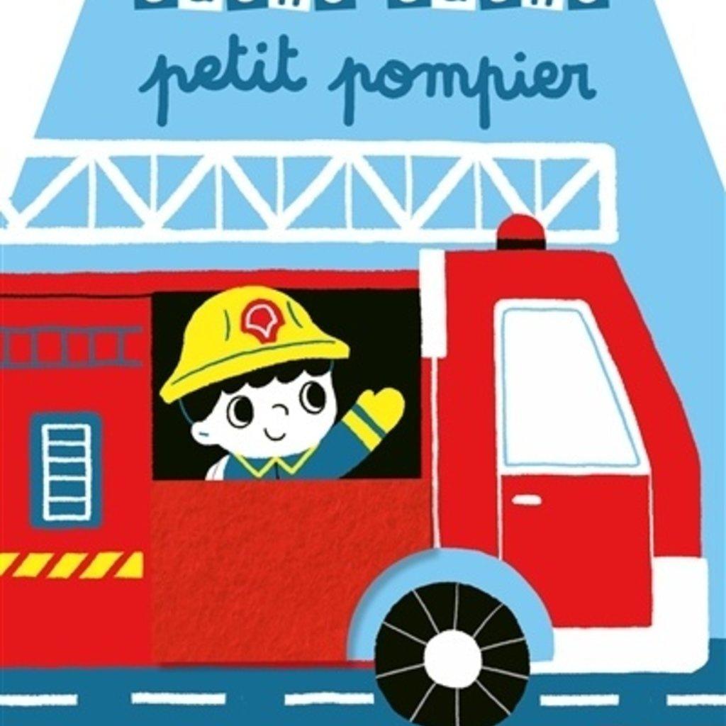 NATHAN Cache-cache petit Pompier