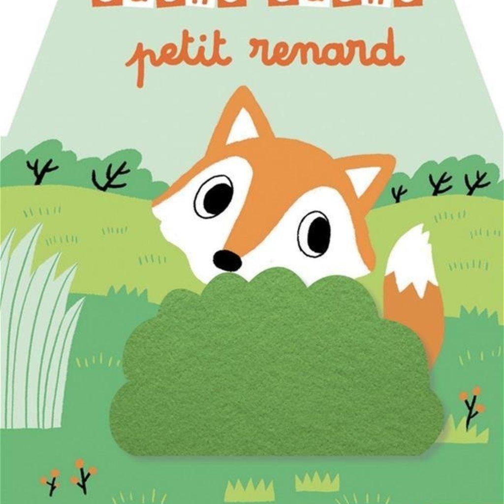 NATHAN Cache-cache petit Renard