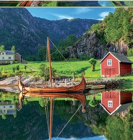Educa Bateau viking - 1500pcs